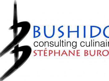 création logo bushido stéphane buron
