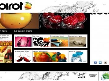 création site internet Noirot