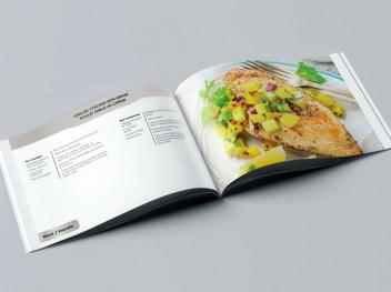 création de recettes
