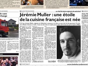 relations presse chef jérémie muller maison chavant