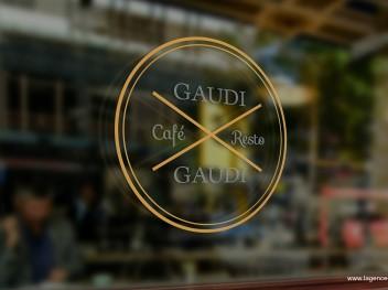 CAFE GAUDI - Logo web- v4a